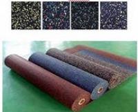 Резиновое покрытие, дорожки резиновые